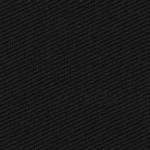 Puuvill-polüesterkangas 6627 - must