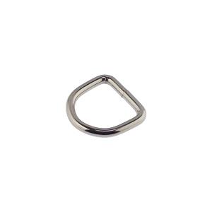 D-aas 16x2,7 mm, keevitatud, nikkel
