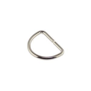 D-aas 20x2,4 mm, nikkel