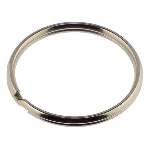 Võtmerõngas 34/40 mm, nikkel