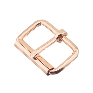 Rullpannal 25 mm, roosa kuld