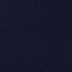 Puuvillane, elastaaniga satiinkangas 10022, mereväesinine