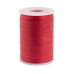 Vahatatud niit 1 mm, 65 m, punane
