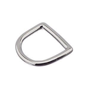 D-aas 25x3,8 mm, kinnine, nikkel