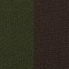 Neopreen 1901, 3 mm, kahepoolse kangaga, oliiv/pruun