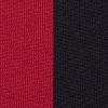 Neopreen 1906, 3 mm, kahepoolse kangaga, punane/must