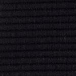 Puuvillane ottoman-kangas 1911, must
