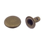 Nahaneet 10x3x8 mm, antiikmessing