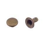 Nahaneet 7x3x7 mm, antiikmessing