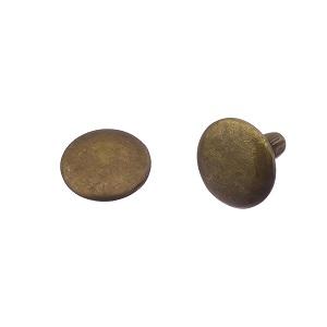 Nahaneet 10x3x9 mm, antiikmessing