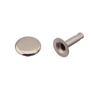 Neet 10x3x12 mm, nikkel