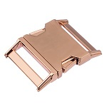 Pistikpannal 40 mm, roosa kuld
