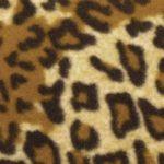 Loomamustriga fliis 5349 Gepard