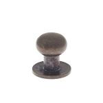Kruvinupp 8 mm, antiikmessing