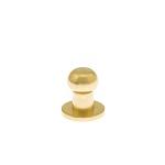 Kruvinupp 5 mm, kuld