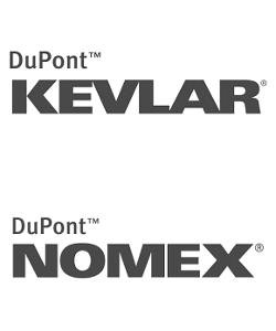DuPont Kevlar Nomex logo