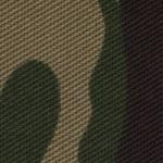 Puuvill-polüesterkangas 5731 kamuflaaž