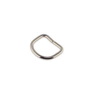 D-aas 16x2,5 mm, nikkel