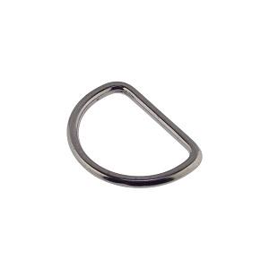 D-aas 25x3 mm, tsingisulam/nikkel