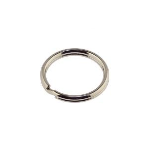 Võtmerõngas 16/20 mm, nikkel
