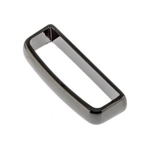 Vööaas 30 mm, must nikkel, niklivaba