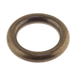 Rõngas 30x8 mm, antiikmessing