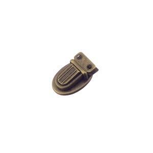 Sahtellukk 12 mm, antiikmessing