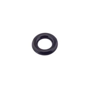 Plastrõngas 5 mm, must