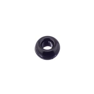 Plastrõngas 3,8 mm, must