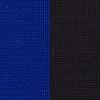 Neopreen 1896, 3 mm, kahepoolse kangaga, sinine/must