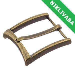 Niklivaba pannal 825, antiikmessing