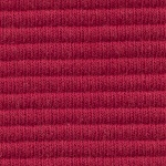 Puuvillane ottoman-kangas 1928, punane