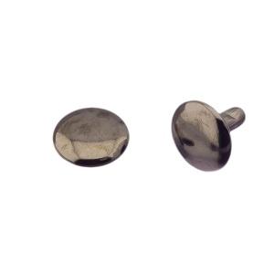 Nahaneet 10x3x9 mm, must nikkel