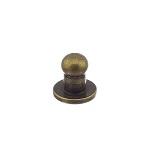 Kruvinupp 12065, 5 mm, antiikkuld
