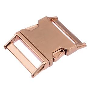 Pistikpannal 38 mm, roosa kuld